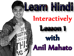 Interactive Hindi Learning 1