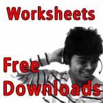 Download Free Printable Hindi Handwriting worksheets