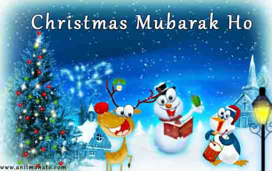Merry Christmas in Hindi 3