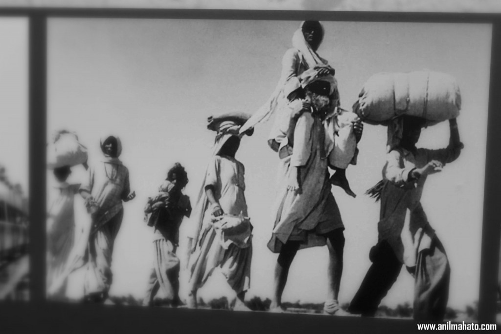 India-Pakistan Partition Photos 1947