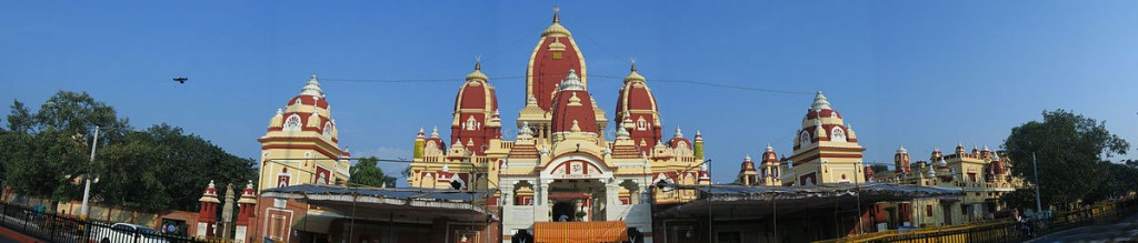 Birla Mandir - Holiest Temple in New Delhi India
