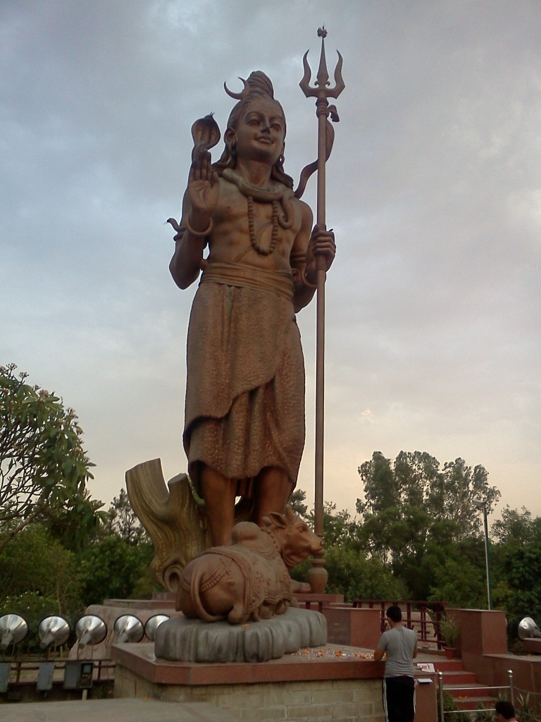 Shiv Murti in Mahipalpur