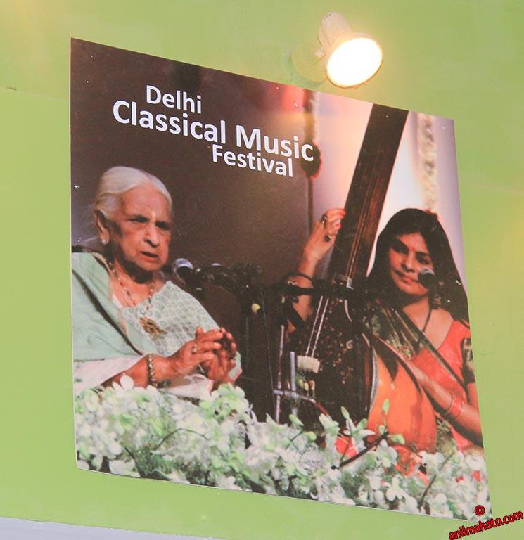 Delhi classical music festival