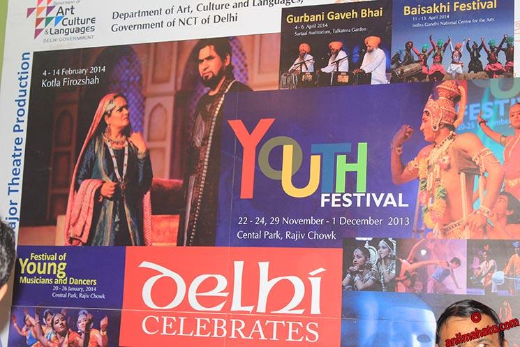 delhi culture and festival
