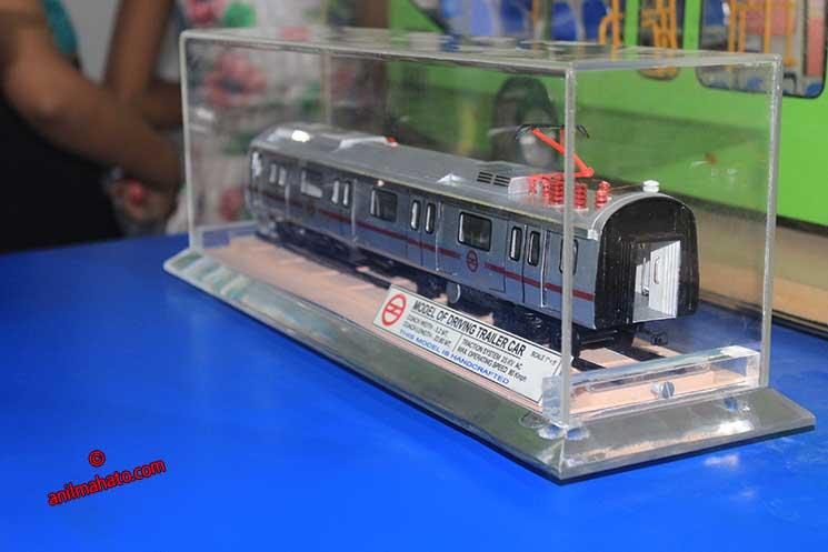 Delhi Metro Model photos
