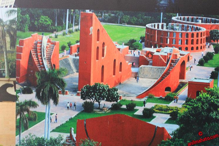 Jantar Mantar at Cannaught Place, New Delhi, India