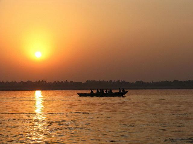 Religious tourism india - Varanasi