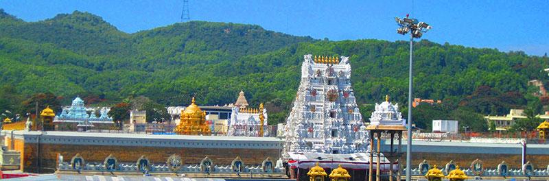 Venkateswara-temple-(Tirupati-Balaji)