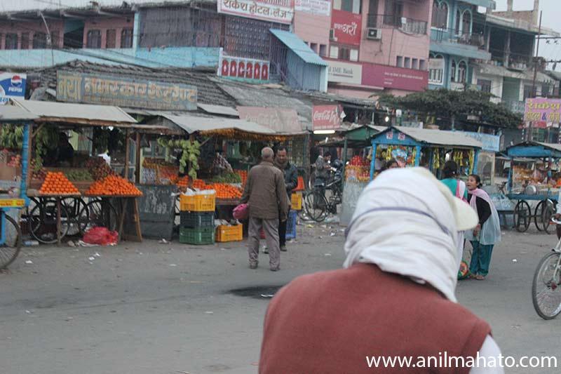 lahan bazar nepal photos