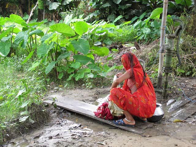 maithil women in nepal