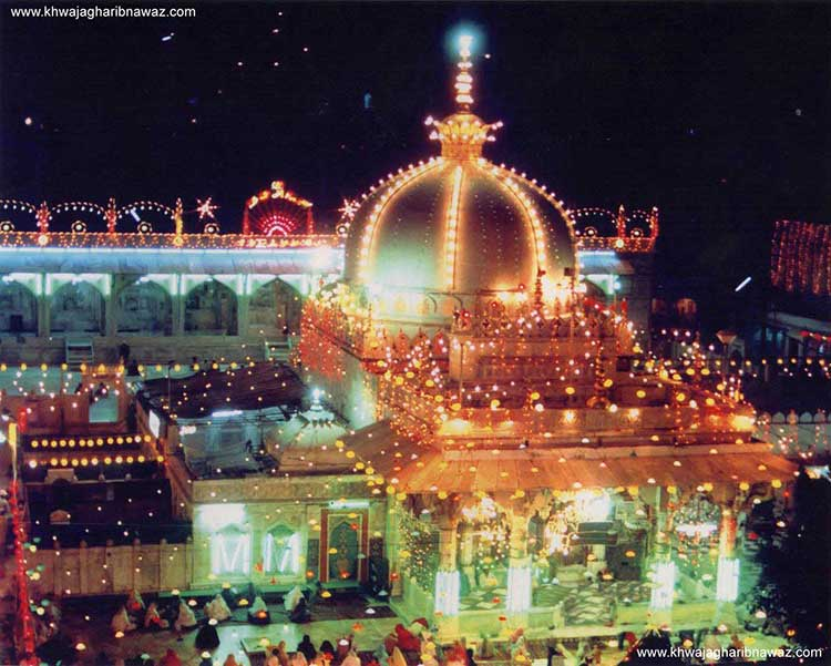 Religious Tourism India - Ajmer Dargah Sharif