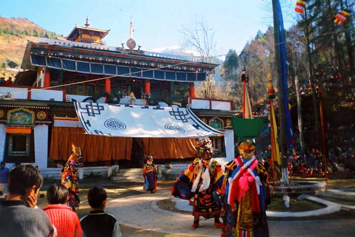 A good place to keep peace in heart, Sikkim,