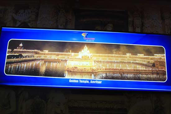 Golden Temple (Sikh Temple) - Amritsar Punjabi