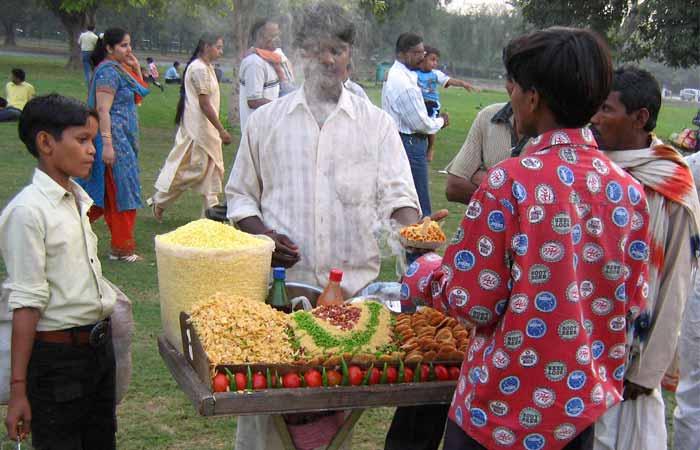 Bhelpuri - tasty & chrunchy