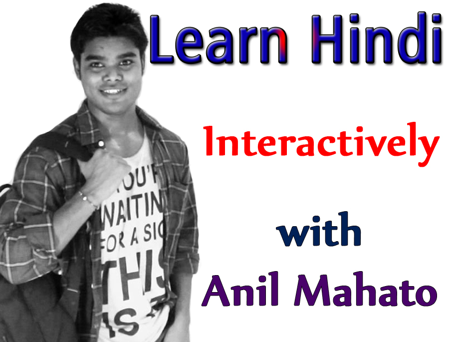 Learn Hindi Online Interactively