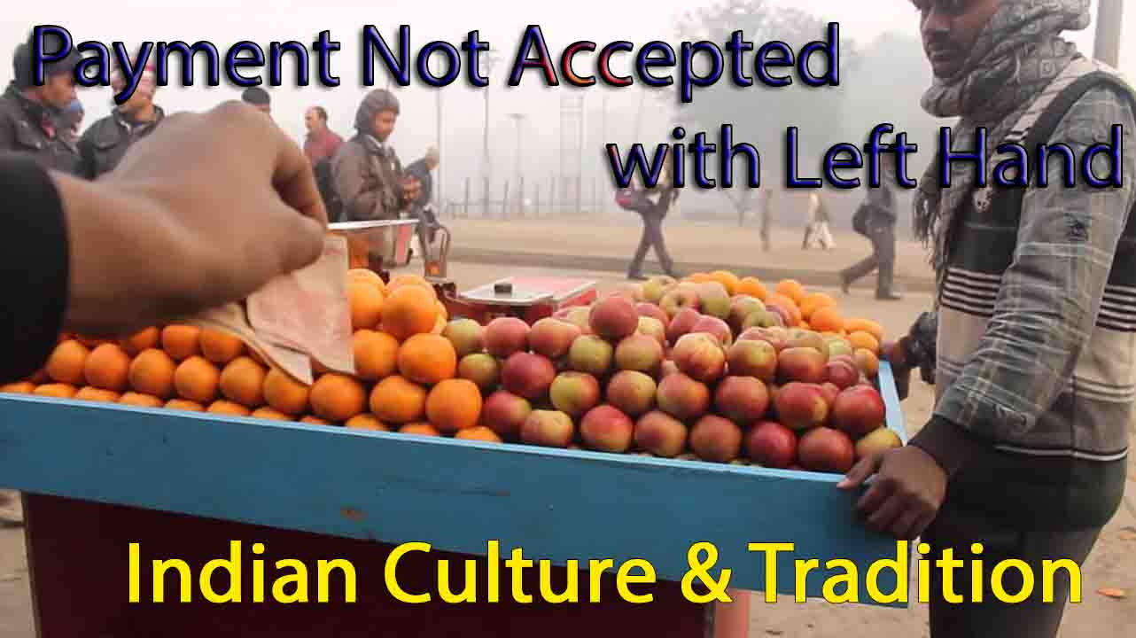 Indian Culture Tradition Videos-Payment only with Right Hand Accepted