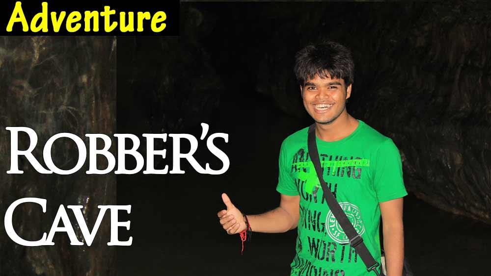 Robber's Cave Dehradun (Guchhupani) Adventure Video & Guides Complete Escape)