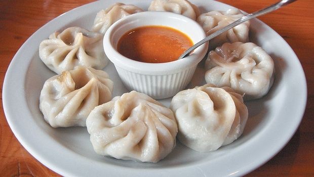 These Nepali Momo Dumplings are very famous in India