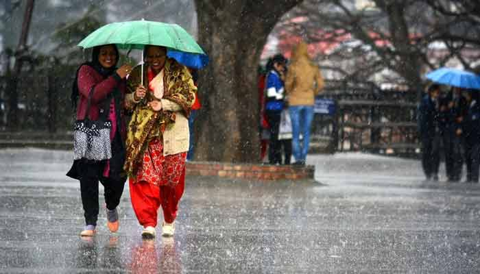 वर्षा ऋतू Varsha ritu - rainy season in india